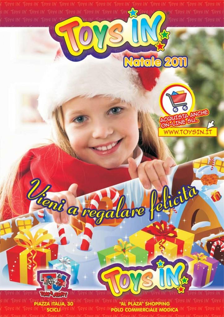Catalogo toys in natale 2011 giocattoli a piccoli prezzi - Grancasa catalogo giocattoli ...