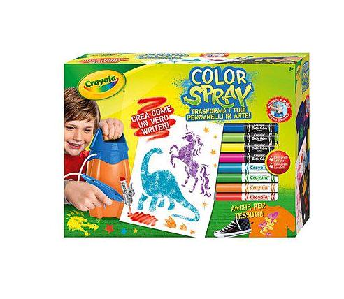 COLOR SPRAY