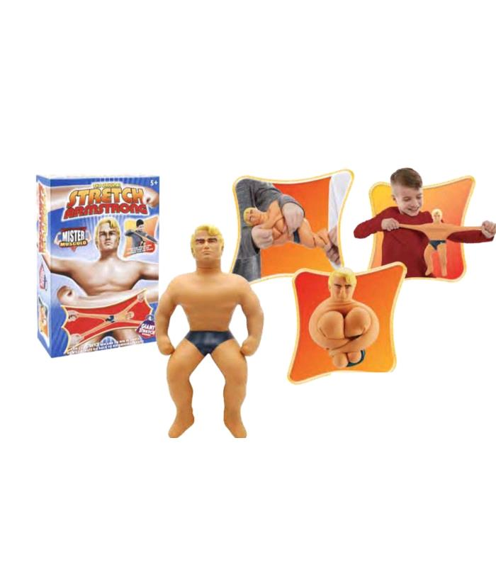 MISTER MUSCOLO STRETCH ARMSTRONG