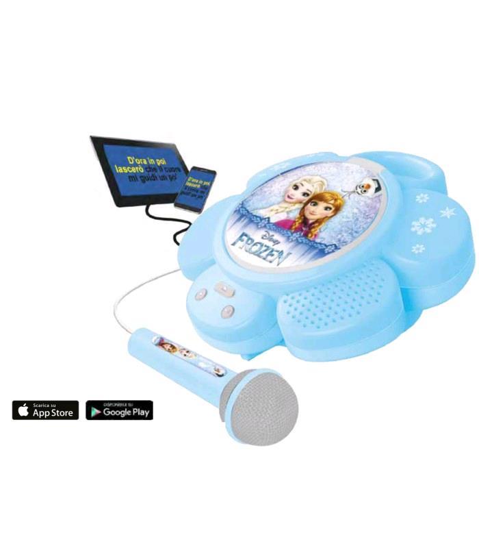 Prodotto ctf00000 canta tu frozen portabile giochi for Canta tu prezzo toys