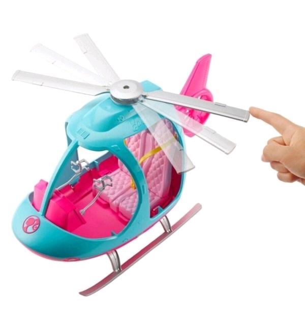 Prodotto: FWY29 - Barbie Elicottero - MATTEL
