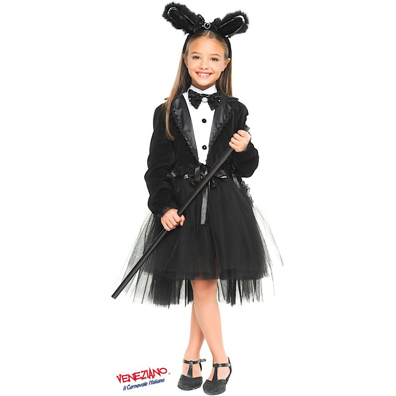 COSTUME MISS PLAY BOY BABY MIS. 6 ANNI