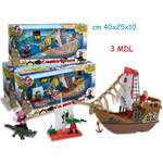 PLAYSET PIRATI ASSORTITO