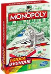 TRAVEL MONOPOLY GIOCO IN SCATOLA