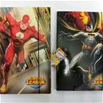 CARTELLETTA TRE LEMBI JUSTICE LEAGUE FLASH