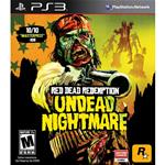 PS3 RED DEAD REDEMPTION UNDEAD NIGHTMARE PACK