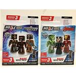 3D IT REFILL BASE 3 PERSONAGGI MARVEL