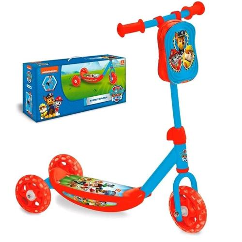 MONOPATTINO 3 RUOTE PAW PATROL  MY FIRST SCOOTER