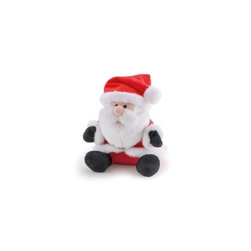 Babbo Natale Peluche.Prodotto 29950 Marionetta Peluche Babbo Natale 25 Cm Trudi