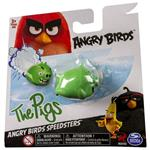 ANGRY BIRDS ANGRY ROLLERS PERSONAGGIO VEICOLO THE PIG (20073063)