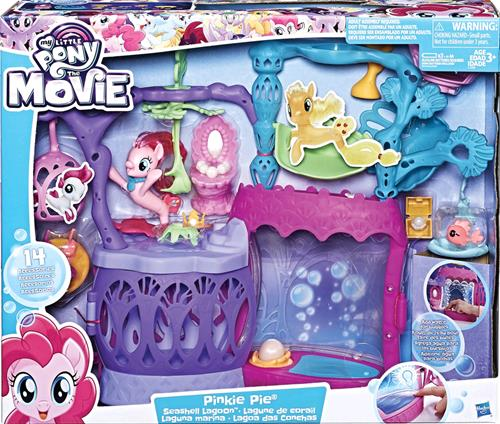 MY LITTLE PONY PLAYSET MONDO SOTTOMARINO