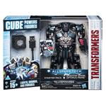 TRANSFORMERS THE LAST KNIGHT L'ULTIMO CAVALIERE  POWER CUBE SHADOW SPARK OPTIMUS PRIME