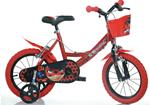"BICICLETTA 14"" MIRACULOUS LADY BUG"