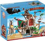 PLAYMOBIL DRAGONS ISOLA DI BERK