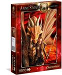 PUZZLE 1000 ANNE STOKES - INNER STRENGHT