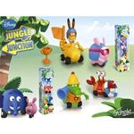 JUNGLE JUNCTION PERSONAGGI TUBI NEW