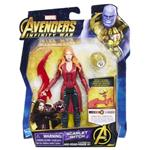 AVENGERS FIGS VS STONE CON ACCESSORI SCARLET WITCH