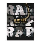 DIARI NOTA BENE RAP IS MY LIFE