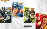 QUADERNO MAXI 20FF+1 10M JUSTICE LEAGUE
