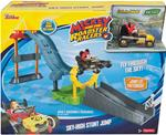 FISHER PRICE PISTA MICKEY AND THE ROADSTER RACERS SKY-HIGH STUNT JUMP