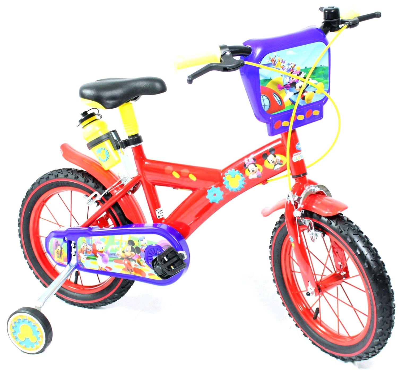 Bicicletta 14 Mickey Mouse Disney Topolino