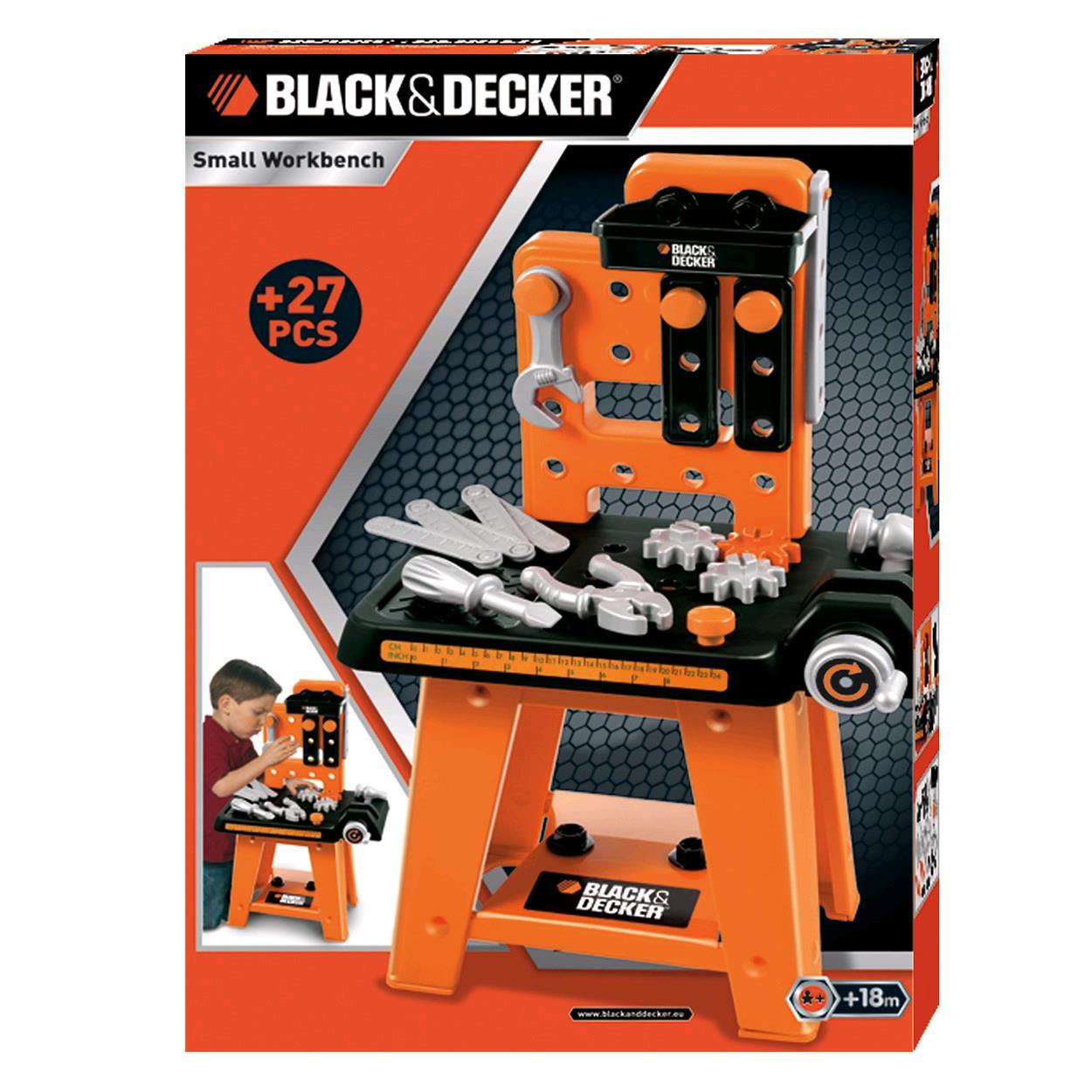 Prodotto 7600002305 black decker banchetto da lavoro for Tavolo lavoro black decker