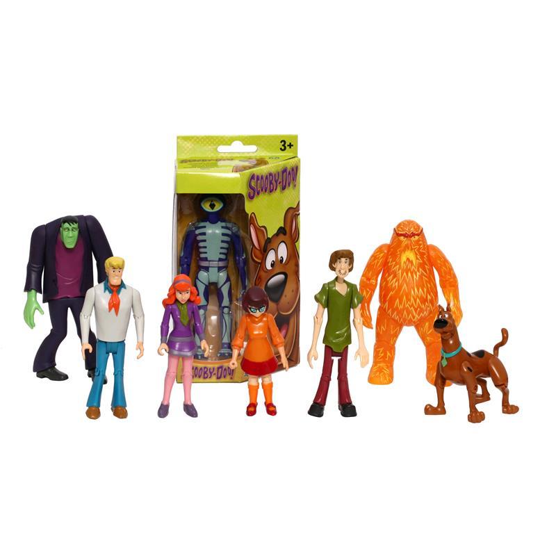 Prodotto Ccp30000 Scooby Doo Personaggio Base 10 Cm Assortito